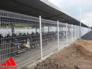 Hàng rào lưới bảo vệ
